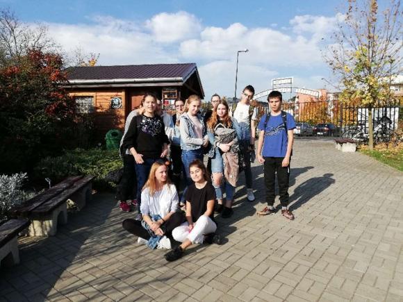 Wycieczka do Ogrodu Botanicznego UMCS