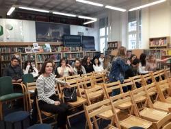 2-13 grudnia 2019- Dni Języka Angielskiego w Centrum Brytyjskim UMCS w Lublinie