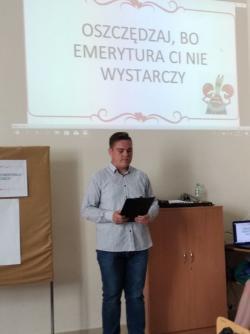 """""""Tydzień Przedsiębiorczości"""" w naszej szkole..."""