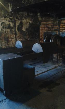 Piece Kematoryjne w Auschwitz