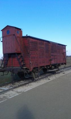 Wagony transportujace ludzi